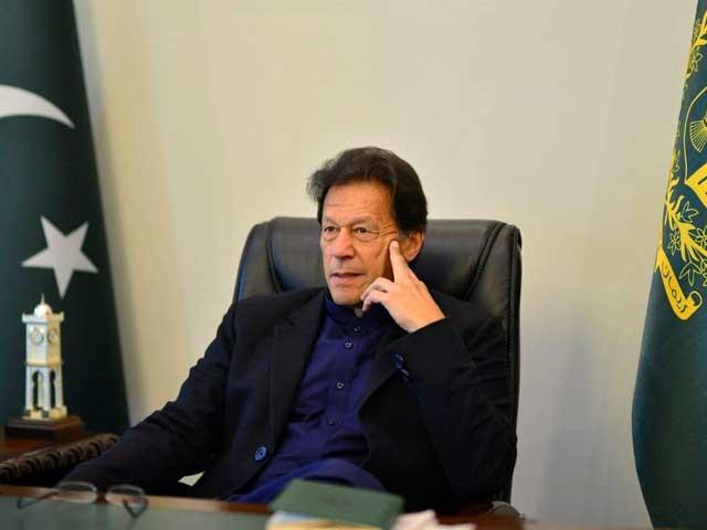 ذخیرہ اندوزوں اور ناجائز منافع خوری کے خلاف انتظامی اقدامات کو موثر بنایا جائے، عمران خان۔ فوٹو:فائل