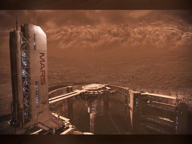 لیکن شرط ہے کہ شہر میں دس لاکھ انسانوں کی گنجائش ہو اور اس کے تمام وسائل مریخ ہی سے حاصل کیے جائیں۔ (فوٹو: انٹرنیٹ)