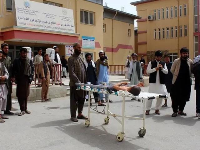 مدرسے میں ہونے والے دھماکے میں 6 طلبا زخمی بھی ہوئے، فوٹو : فائل