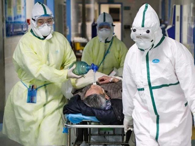 طبی عملے کے متاثرہ افراد میں سے چھ اموات کی تصدیق ہوچکی ہے۔ فوٹو، فائل