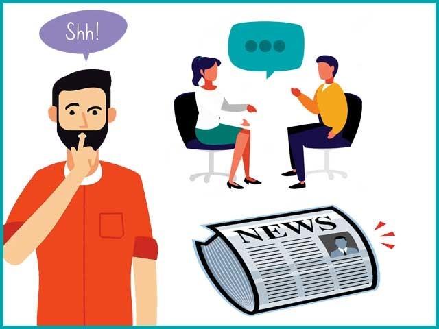 چاہے چینل ''سب ٹھیک ٹھاک شوز'' چلائیں یا اخبارات ٹھوک بجاکر ٹھیک ٹھیک خبریں لگائیں، ہمیں اعتراض ہوگا نہ وزیراعظم کو۔