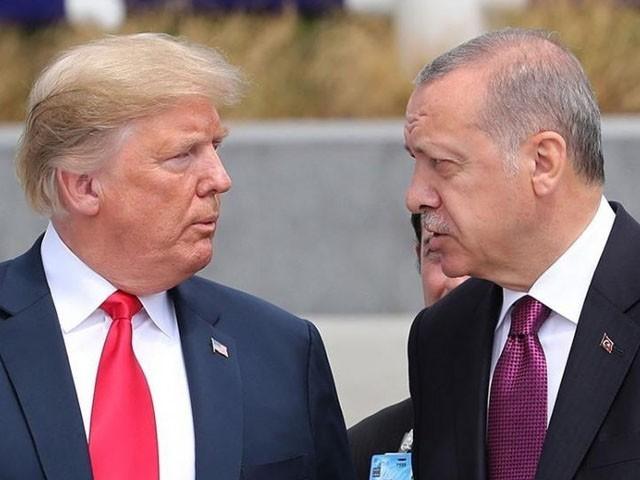 دونوں رہنماؤں میں شام کی صورت حال پر تبادلہ خیال کیا، فوٹو: فائل