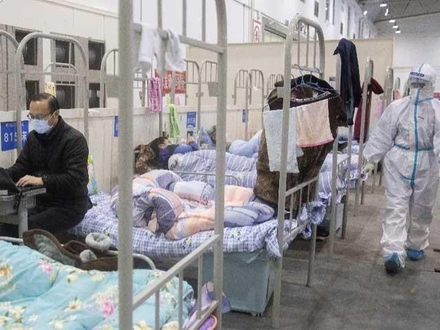 کورونا وائرس سے متاثرہ افراد کی کل تعداد 72 ہزار 436 تک پہنچ گئی فوٹو:اے ایف پی