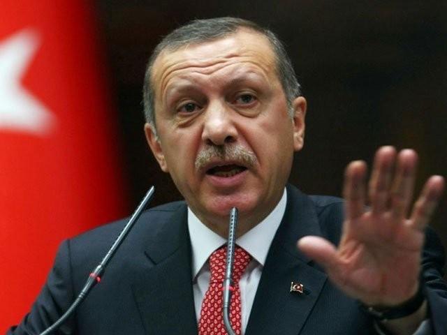 صدر اردوان نے شام اور روس سے ترک فوجی تنصیبات سے پیچھے ہٹنے کا مطالبہ کیا تھا، فوٹو : فائل