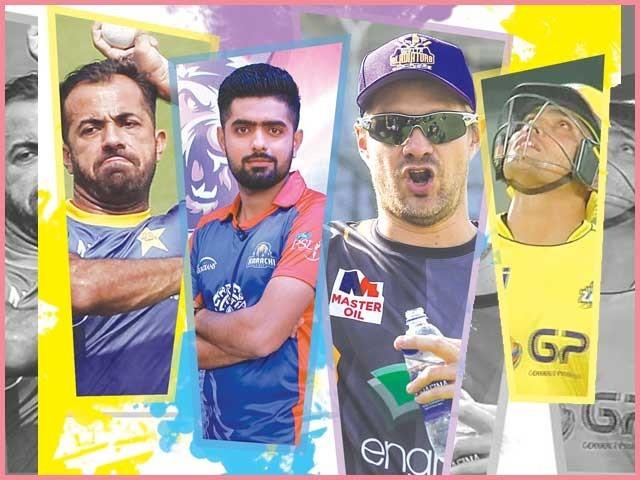 سپر لیگ سے پاکستان  کرکٹ کو اب تک کئی اسٹارز ملے اور انھوں نے عالمی کرکٹ میں بھی اپنی صلاحیتوں کا لوہا منوایا ہے۔ فوٹو: فائل