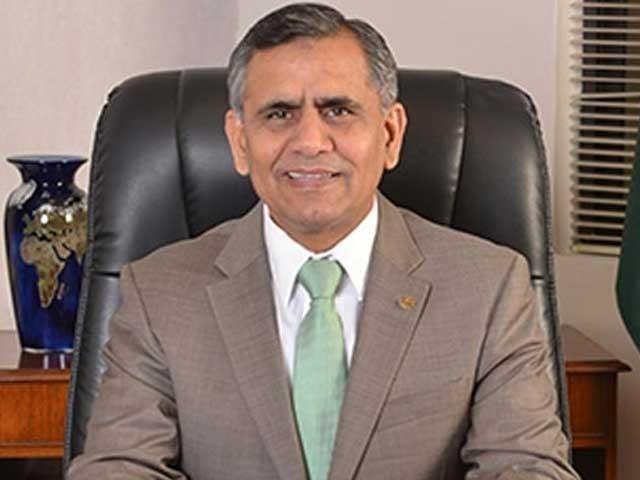 ایئر مارشل ارشد محمود ملک ایک ساتھ دو عہدے نہیں رکھ سکتے، چیف جسٹس فوٹو:فائل