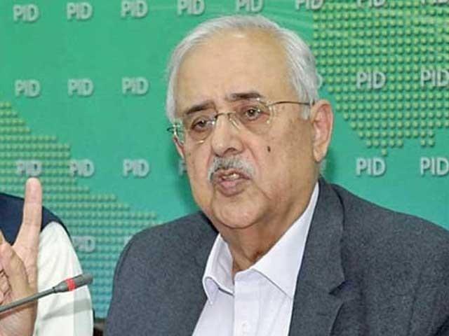 پاکستان بار کے مطالبے پر استعفیٰ دے رہا ہوں، انورمنصور