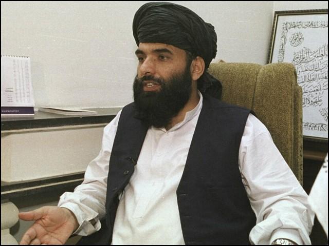 دوحہ میں طالبان کے دفتری ترجمان سہیل شاہین نے یہ بات بی بی سی اردو سے گفتگو میں کہی۔ (فوٹو: انٹرنیٹ)