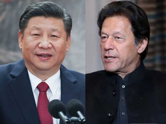 وزیراعظم عمران خان کی وائرس سے نمٹنے کے لیے ڈاکٹرز پر مشتمل فیلڈ اسپتال چین بھیجنے کی پیشکش