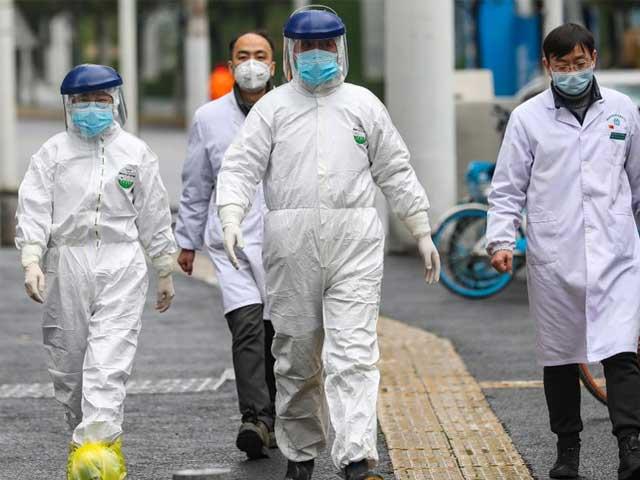 899 نئے مریضوں میں وائرس کی تصدیق ہوئی ہے، چینی میڈیا : فوٹو: فائل