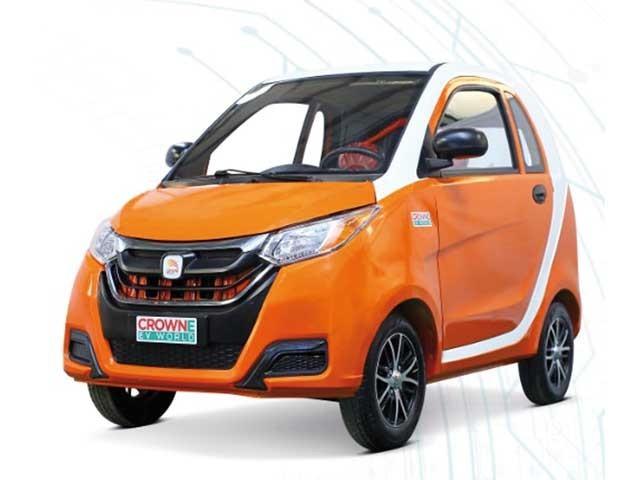 2ارب روپے کی سرمایہ کاری سے پاکستان میں الیکٹرک گاڑیاں متعارف کرائیں،فرحان حنیف۔ فوٹو: فائل