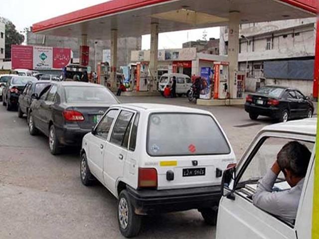 صوبے بھر کے گیس اسٹیشنز اتوار، منگل اور جمعرات کو کھلے رہیں گے (فوٹو: فائل)