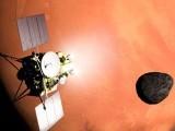 جاپان نے مریخ سے پتھر لانے والے ایک منصوبے کا اعلان کردیا ہے۔ فوٹو: جے اے ایکس اے
