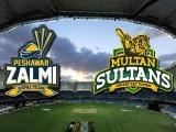 سلطانز اور پشاور زلمی کی ٹیمیں آج  ملتان کرکٹ اسٹیڈیم میں معرکے کیلیے ہتھیار چمکائیں گی۔ فوٹو: فائل