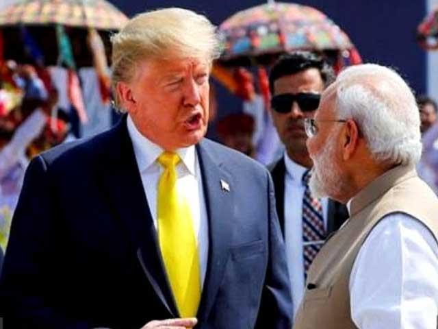 ٹرمپ کے پاکستان کے ساتھ جیسے بھی تعلقات ہیں لیکن ان کا یہاں ذکر کرنے کی کیا ضرورت تھی، بھارتی فوٹوانٹرنیٹ