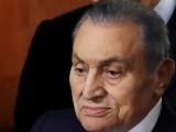 حسنی مبارک انتہائی نگہداشت کے وارڈ میں داخل تھے، فوٹو : فائل