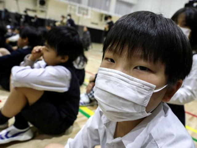 جاپان میں متاثرین کی تعداد 200سے تجاوز کرچکی ہے۔ فوٹو، فائل۔
