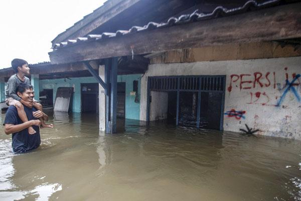 Jakarta flood 1