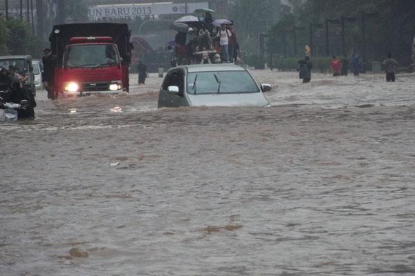 Jakarta Flood 2