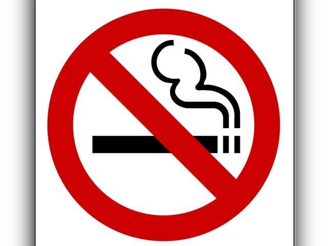 سگریٹ بیچنے والی دکانوں کے اندر اور باہر بھی سگریٹ کے اشتہار لگانے پر پابندی ہوگی (نوٹی فکیشن)