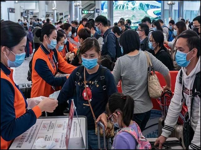 چین کی جانب سے کورونا وائرس سے متاثرہ کئی ممالک کو افرادی و تکنیکی وسائل کی فراہمی جاری ہے۔ (فوٹو: انٹرنیٹ)