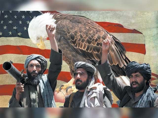 ان عوامل کا سبق آموز قصہ جن کے باعث عالم بے سروسامانی میںبھی افغانوں نے دنیا کی اکلوتی سپرپاور کو شکست دے ڈالی۔ فوٹو: فائل