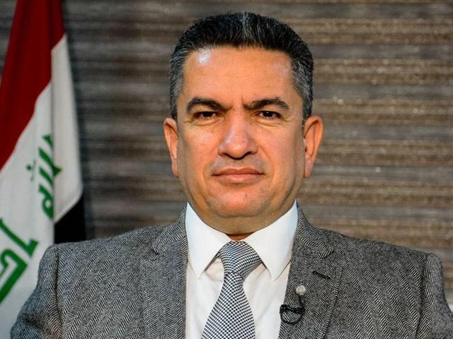 عدنان الزرفی نجف کے گورنر کے طور پر ذمہ داریاں نبھا رہے تھے، فوٹو : فائل
