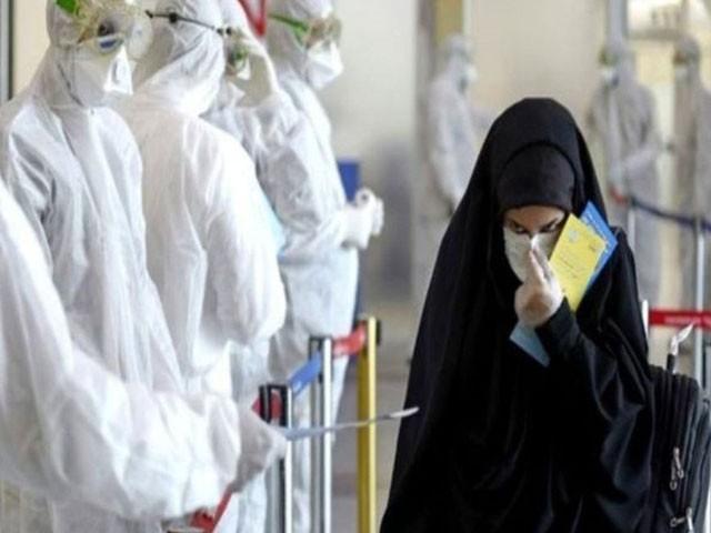 ایرانی سرکاری ٹیلی وژن سے منسلک صحافی ڈاکٹر افروز نے مقامی یونیورسٹی کی تحقیق بھی پیش کی، فوٹو: فائل