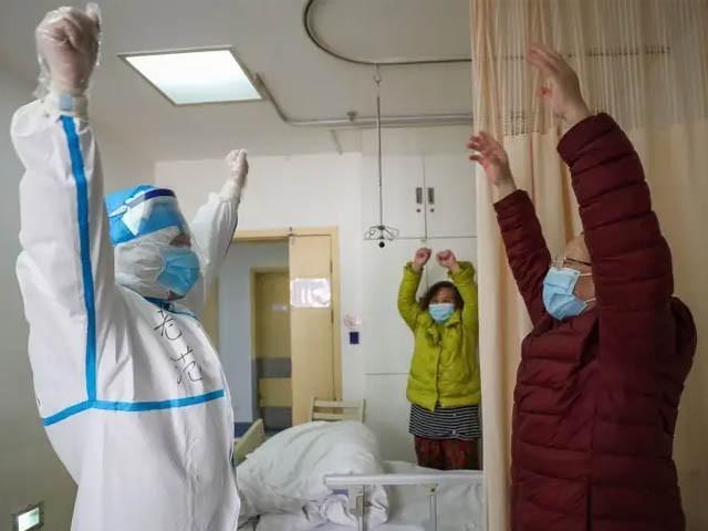 چین میں 81 ہزار مریضوں میں سے 69 ہزار صحت یاب، اٹلی، ایران اور اسپین میں کورونا بدستور بے قابو (فوٹو : فائل)