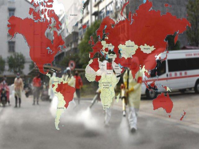 عالمی ادارہ صحت نے کورونا کو انسانیت کا سب سے بڑا دشمن قرار دے دیا۔ فوٹو فائل