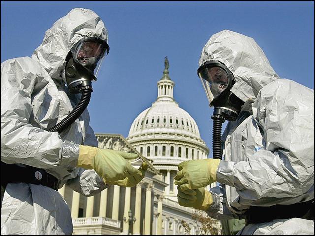 امریکا میں اب تک کورونا وائرس سے 54,881 افراد متاثر ہوچکے ہیں جن میں 782 اموات بھی شامل ہیں۔ (فوٹو: انٹرنیٹ)