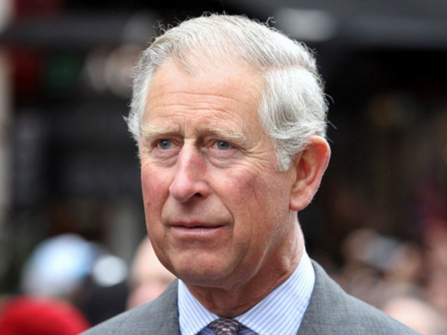 The corona virus was tested after a few signs appeared in Prince Charles