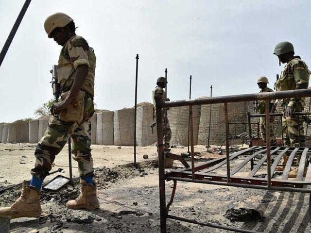 حملے میں ہلاک ہونے والوں میں چاڈ فوج کے آفیسرز بھی شامل ہیں، فوٹو : فائل