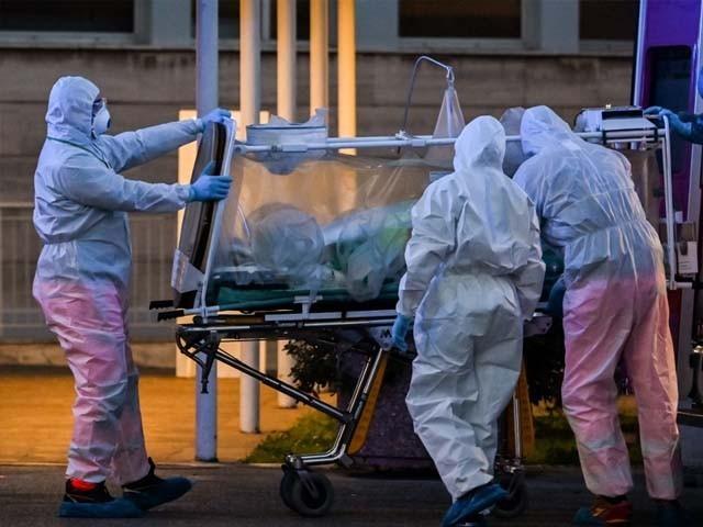 کورونا وائرس کے باعث اٹلی میں سب سے زیادہ 7503 افراد ہلاک ہوئے۔ فوٹو : فائل
