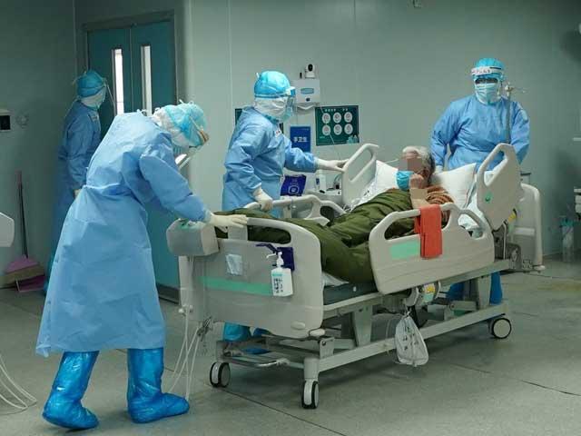 متاثرہ ممالک میں امریکا سرفہرست، مریضوں کی تعداد ایک لاکھ 4 ہزار سے زیادہ ہوگئی