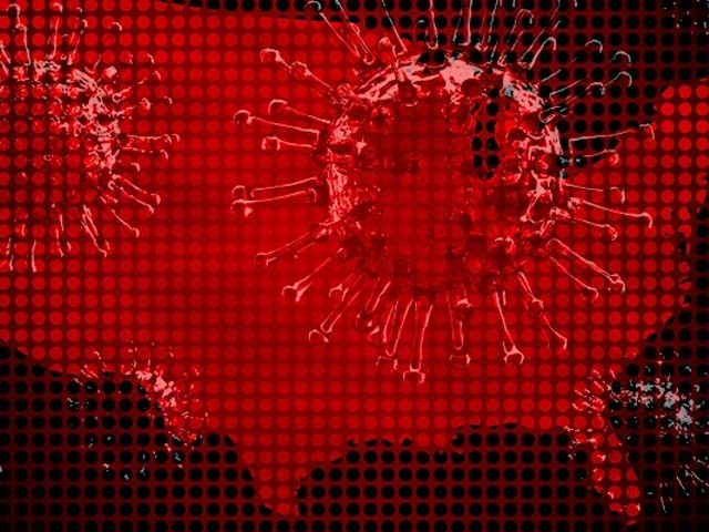 امریکا میں کورونا وائرس سے متاثرہ 19 سو سے زائد افراد جان کی بازی ہار چکے ہیں۔ فوٹوانٹرنیٹ۔