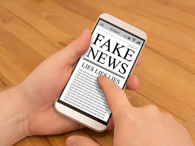 جھوٹی خبروں سے عوام میں خوف اور حکومتی اقدامات میں خلل پڑ رہا ہے، پبلک پراسیکیوشن فوٹو : فائل