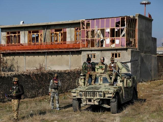 حملے صوبے تخار اور زابل کی چیک پوسٹوں پر کیے گئے، فوٹو : فائل