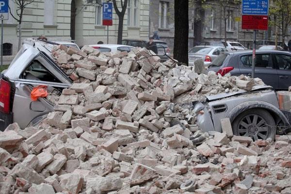 Crotia Earthquake 3