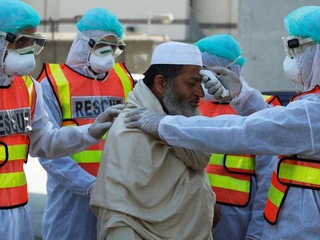 پنجاب میں کورونا وائرس کے مریضوں کی تعداد 708 ہوگئی ہے، فوٹو، فائل