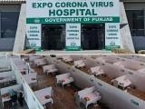کورونا کی تشخیص کیلئے پنجاب میں نئی 8 لیب بنائیں گے،62 کروڑ روپے کے فنڈز جاری کردیئے، وزیراعلیٰ ۔ فوٹو ؛ ٹویٹر