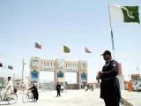 وزیراعظم پاک افغان سرحد پر پھنسے تاجروں كے لوڈ ٹركوں كو واپس بحال كرنے كے احكامات جاری کریں، مقامی تاجروں کی اپیل ۔ فوٹو : فائل