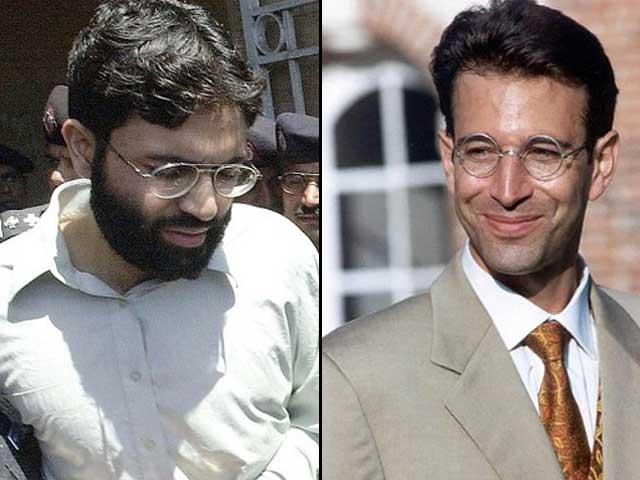 Daniel Pearl murder case; Ahmed Omar Sheikh's death sentence ...