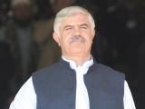 احساس پروگرام کے تحت بھی غریب گھرانوں کی مدد کررہے ہیں، وزیر اعلیٰ محمود خان۔ فوٹو: فائل