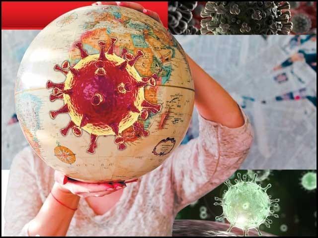 بین الاقوامی سطح پہ تیزی سے پھیل جانے والی خطرناک وباء نے معاشرت سے لے کر معیشت و سیاست پر مرتب کر ڈالا
