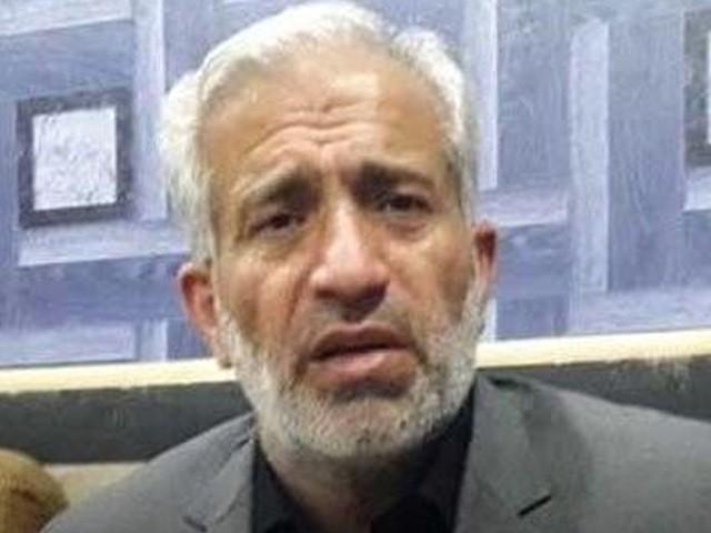 مردان سے تعلق رکھنے والے رکن صوبائی اسمبلی عبدالسلام آفریدی میں 27 مارچ کو کورونا وائرس کی تشخیص ہوئی تھی۔ فوٹو، فائل