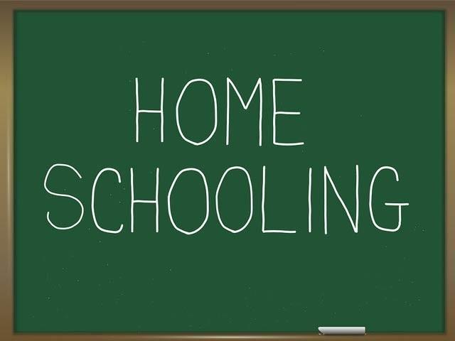 بعض طریقوں کو اپنا کر بچوں کو گھر بیٹھے پڑھایا جاسکتا ہے۔ فوٹو: فائل