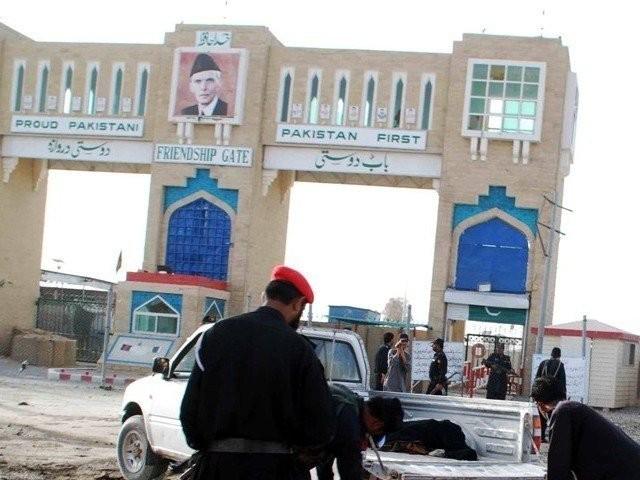 افغان شہری 9 اپریل تک چمن اور طورخم سے واپس جاسکتے ہیں، کسٹم حکام فوٹو: فائل