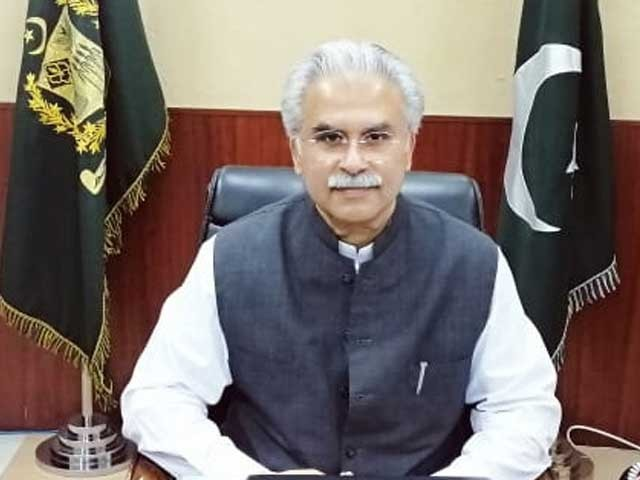 خدا کا شکرہے کہ کورونا وائرس کے کنٹرول میں مجھے پاکستان کے لئے حقیرخدمات انجام دینے کا موقعہ میسر ہے، ڈاکٹر ظفر: فوٹو:ـ فائل