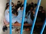 ہم کورونا وائرس کے خلاف جنگ ہار رہے ہیں،ڈاکٹر یاسر خان خوستی فوٹو: ڈاکٹر مجیب الرحمان، ٹویٹر